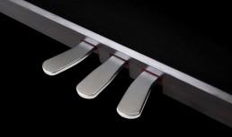 Metallic-pedals